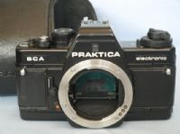 Praktica BCA Cased   SLR Camera £6.99